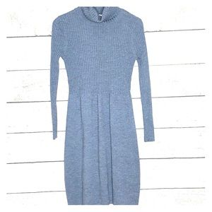 Talbots petites Small Merino Wool Sweater Dress